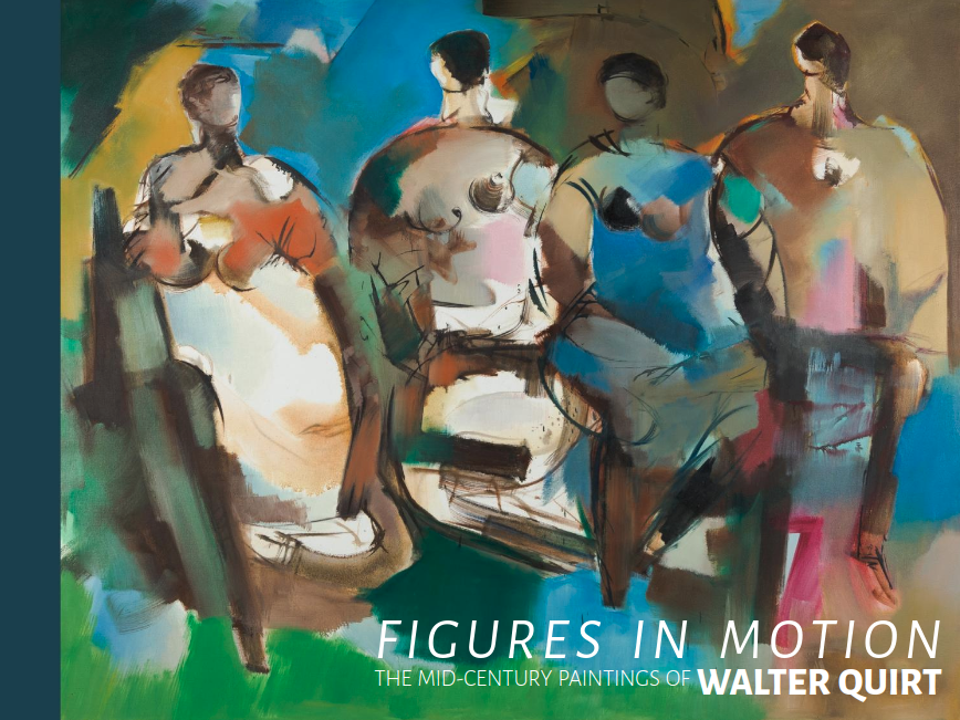 Figures in Motion: The Mid-Century Paintings of Walter Quirt
